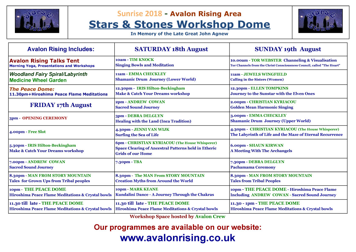 2018-Sunrise-Stars-Stones-Workshops